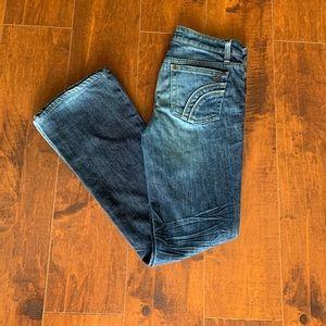 Joes Jeans Provocateur Style Dark Denim Jeans